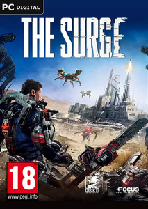 Packaging of The Surge [PC]