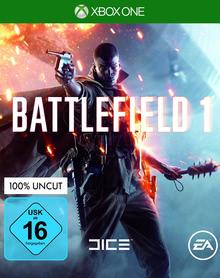 Verpackung von Battlefield 1 [Xbox One]