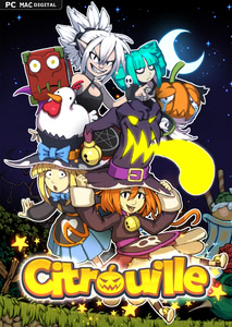 Packaging of Citrouille [PC / Mac]