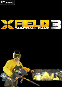 Packaging of XField Paintball 3 [PC]