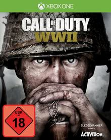 Verpackung von Call of Duty WW2 [Xbox One]