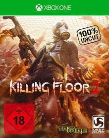 Verpackung von Killing Floor 2 [Xbox One]