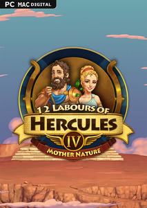 Verpackung von 12 Labours of Hercules IV: Mother Nature [PC / Mac]