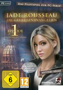 Verpackung von Jade Rousseau - Die geheimen Evangelien. Episode 1: Schatten über St. Antonio [PC]