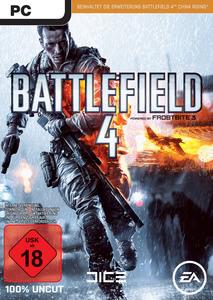 Verpackung von Battlefield 4 Limited Edition [PC]