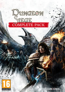 Packaging of Dungeon Siege Complete [PC]