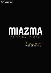 Packaging of Miazma or the Devil's Stone [PC]