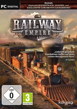 railway empire pc steam code online bestellen. Black Bedroom Furniture Sets. Home Design Ideas