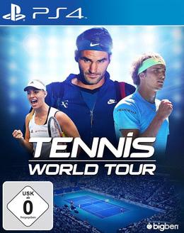 tennis world tour ps4 box online bestellen. Black Bedroom Furniture Sets. Home Design Ideas