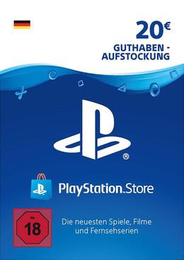 Steam Karte 20.Playstation Network Code 20 Euro