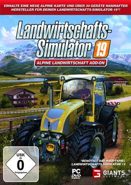 Landwirtschafts-Simulator 19 Alpine Landwirtschaft Add-On ...