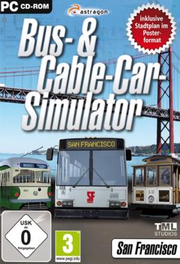 bus cable car simulator san francisco pc online. Black Bedroom Furniture Sets. Home Design Ideas