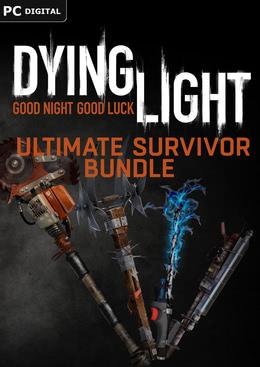 Dying Light Ultimate Survivor Bundle [PC Steam Code]