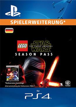 Lego Star Wars Das Erwachen Der Macht Season Pass Ps4 Psn Code Für