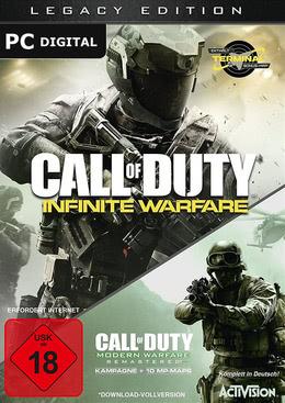call of duty infinite warfare legacy edition pc steam. Black Bedroom Furniture Sets. Home Design Ideas