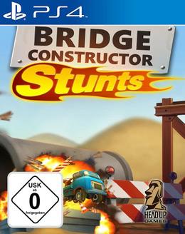 bridge constructor stunts ps4 box online bestellen. Black Bedroom Furniture Sets. Home Design Ideas